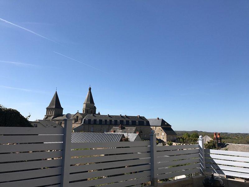 Les sagnes, vacation rental in Saint-Dizier-Leyrenne
