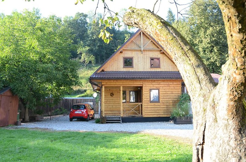 Chalet en bois tout confort, holiday rental in Vysne Ruzbachy