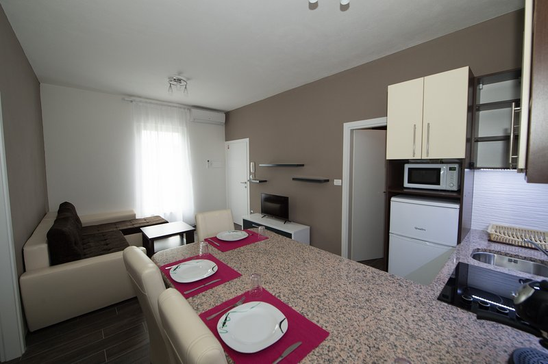 Apartment No1; 4 guests