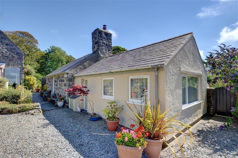 Nythfa (WAG558), holiday rental in Llanystumdwy