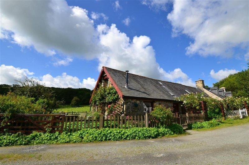 Barn Cottage (WAH361), location de vacances à Tabor