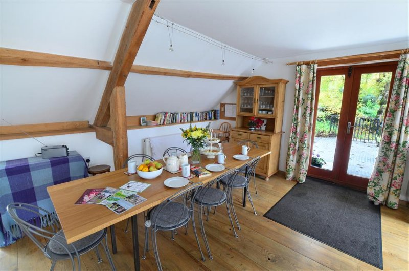 The Tollant (WAK176), vacation rental in Pant-y-Dwr