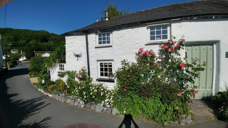 Rose Cottage (WAN376), alquiler vacacional en Aberystwyth