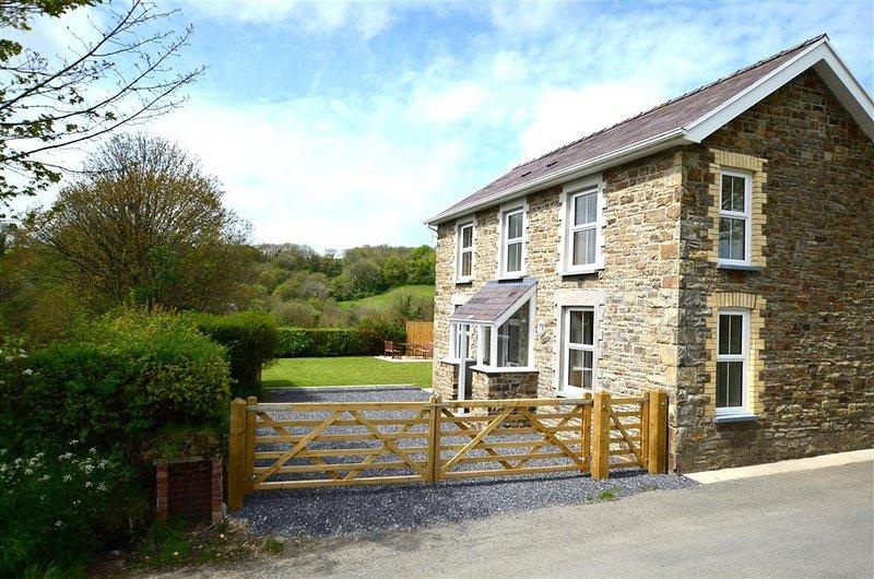 Gwynnant House (WAS280), holiday rental in Llangrannog