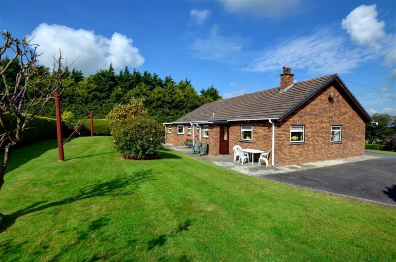 Blaen-y-Wawr is a spacious bungalow 3 miles south of the village of Nebo
