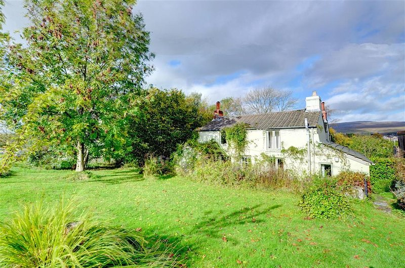 Rose Cottage is a delightful detached cottage on a no-through road in Cwmllynfell, on the edge of Brecon Beacons National Park