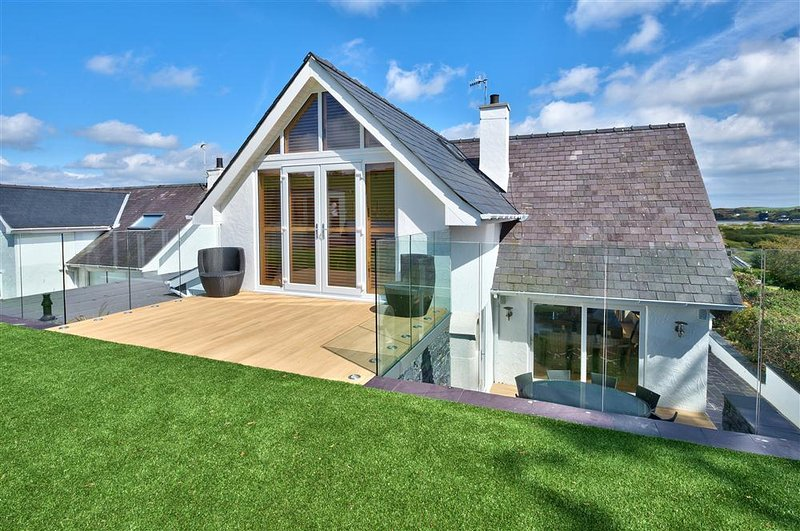 Y Garn (YGARNX), holiday rental in Abersoch