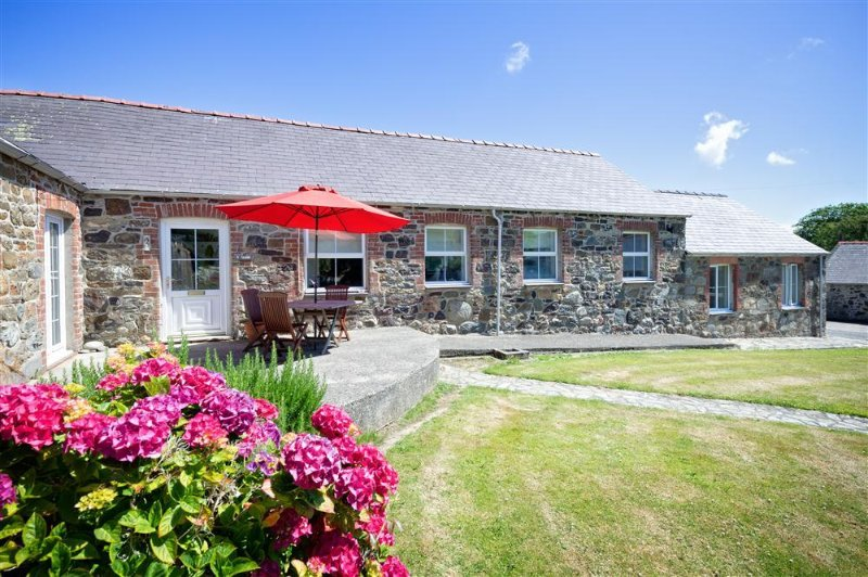 Y Stabl: charming converted stable on the edge of Abersoch (YSTABL), location de vacances à Cilan Uchaf