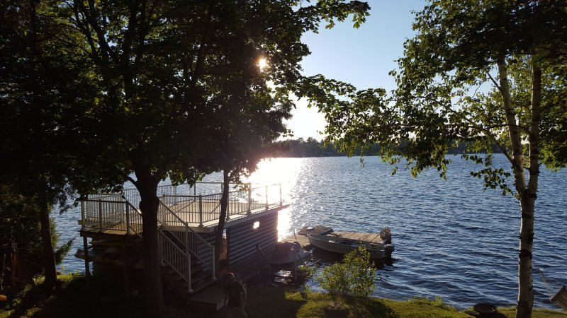 Beautiful Balsam Lake, alquiler de vacaciones en Beaverton