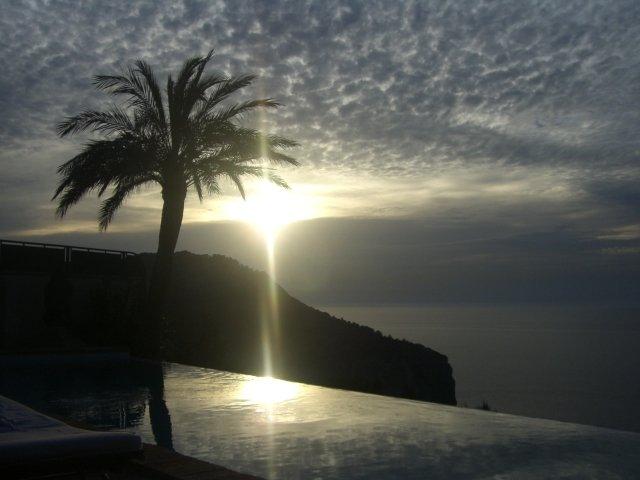 5 bedrooms/ 7bathrooms, Casa del Mar Luxury Villa Ibiza with best views,, vacation rental in Portinatx
