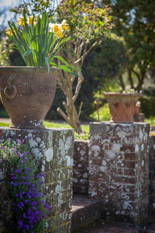 Pots near Tudor View