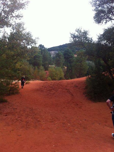 Les ocres de Roussillon