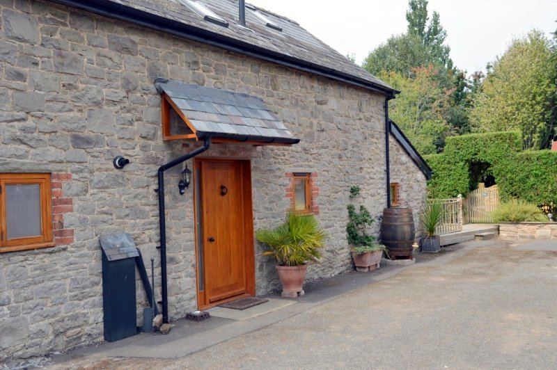 Montgomery's Coach House, vacation rental in Herefordshire