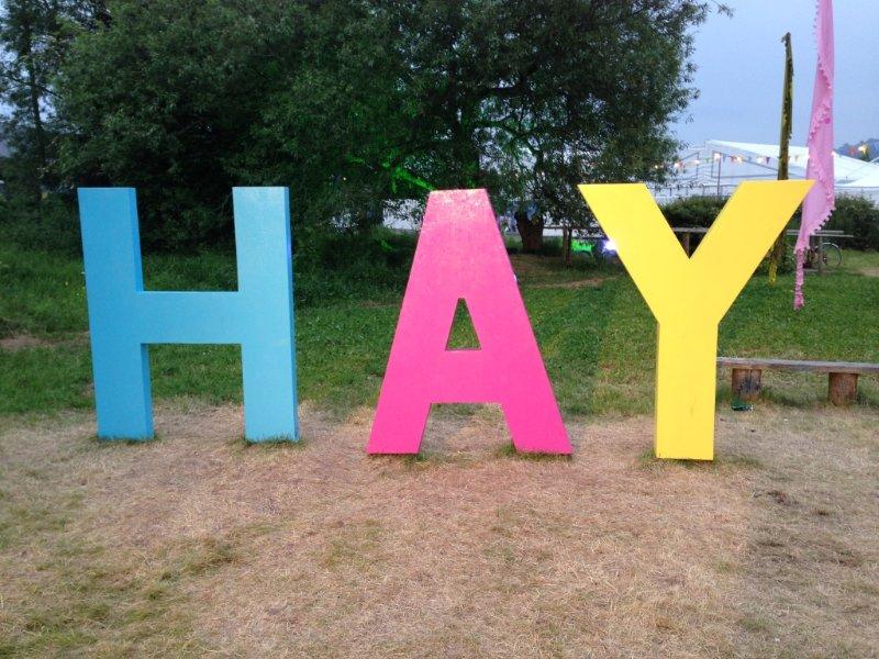 Mercados e festivais acontecem em Hay durante todo o ano