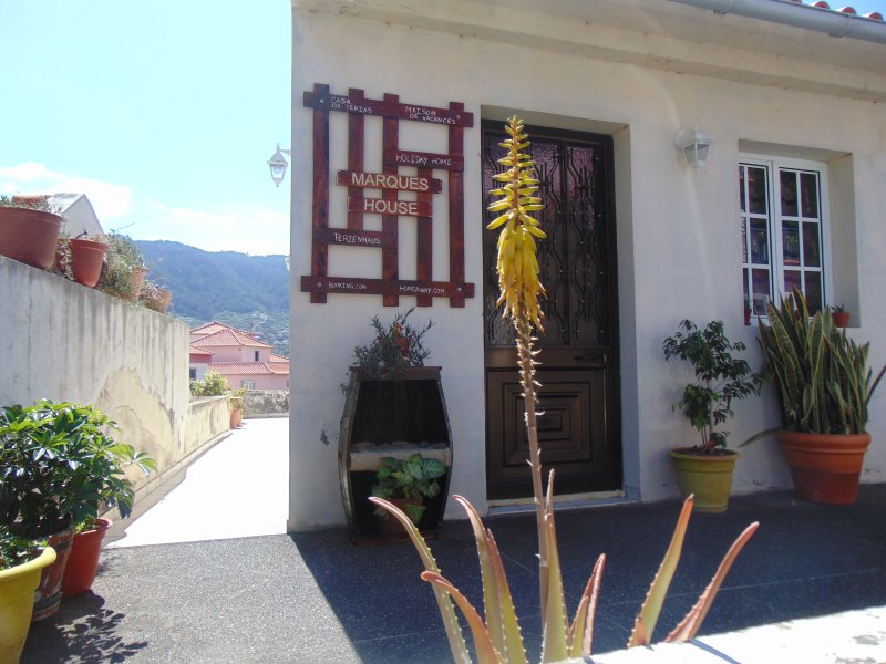 Marques House, holiday rental in Canical