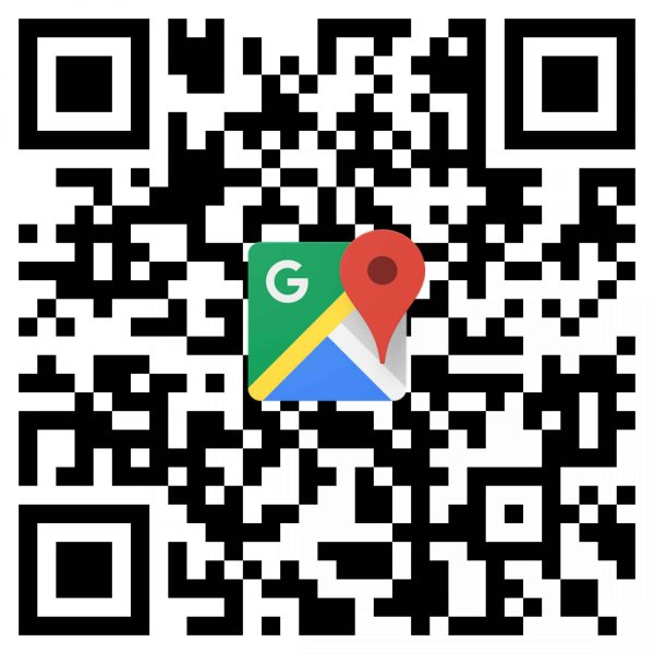 QR code for Google Maps location