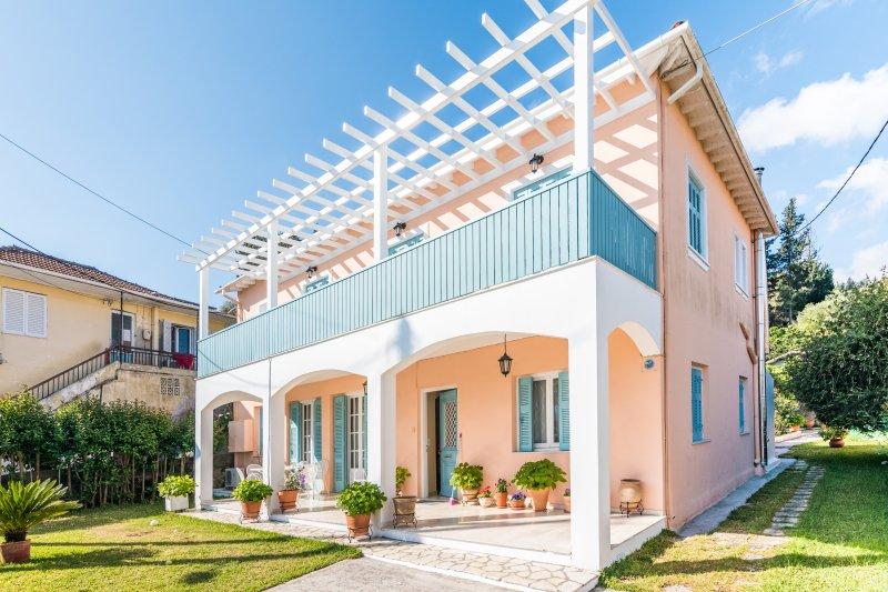 tsonas apartments, vacation rental in Lefkada