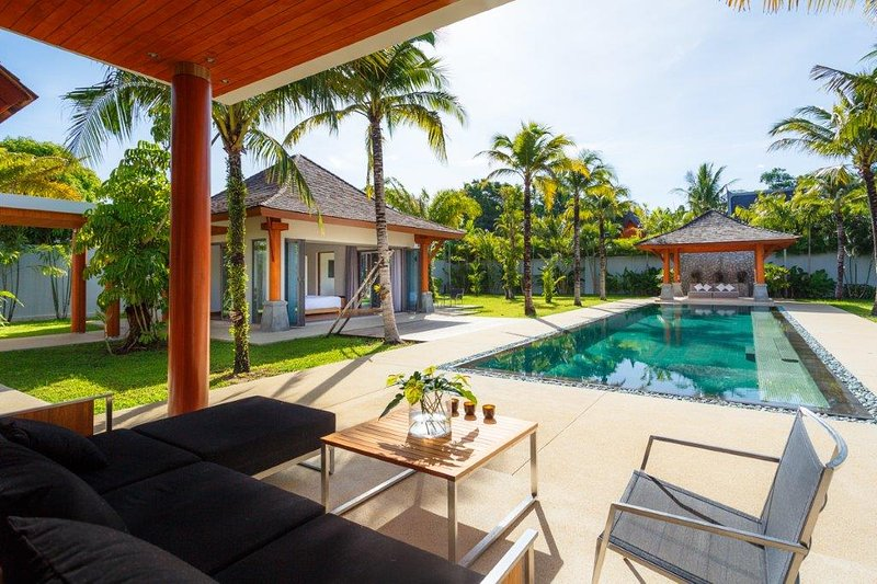 Benjamas Phuket Luxury Villa, holiday rental in Bang Tao Beach