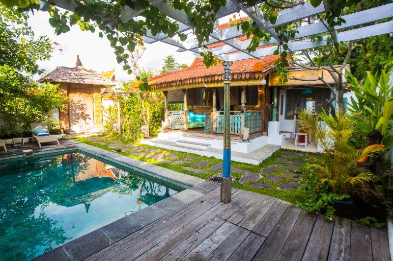 Rumah Beryl Unika Handgjorda Boutique villa-One of a kind