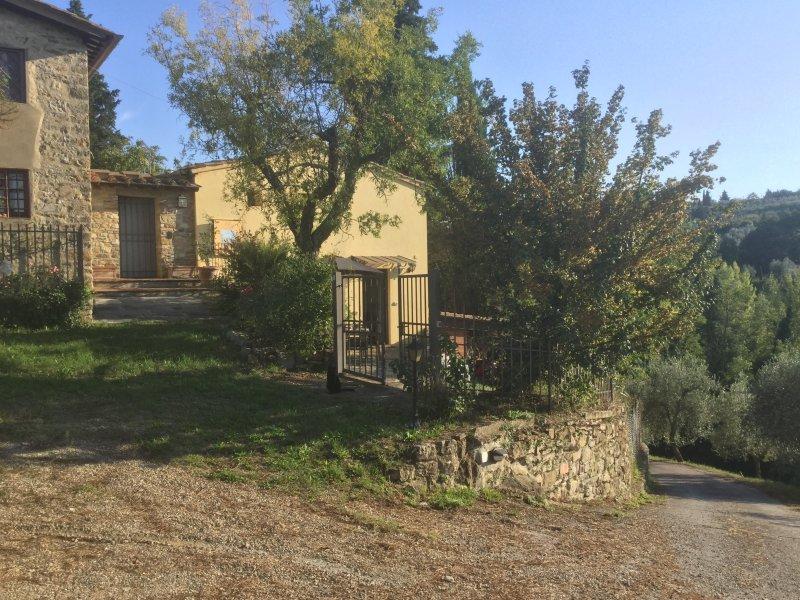 Toscana, Chianti, relax, natura a due passi da Firenze, location de vacances à Bagno a Ripoli