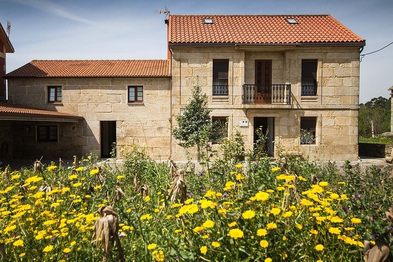 Agro do Campo, vacation rental in Carnota