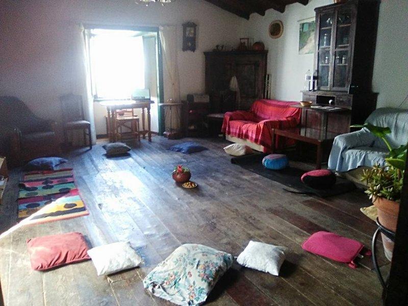 Eco Friendly Room - casa antigua canaria del 1589. Una experiencia unica., vacation rental in San Miguel de Tajao