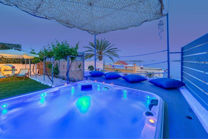 VERANDASYROS, location de vacances à Ano Siros