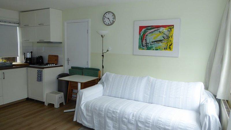 Apartment on the boat, alquiler de vacaciones en Ámsterdam