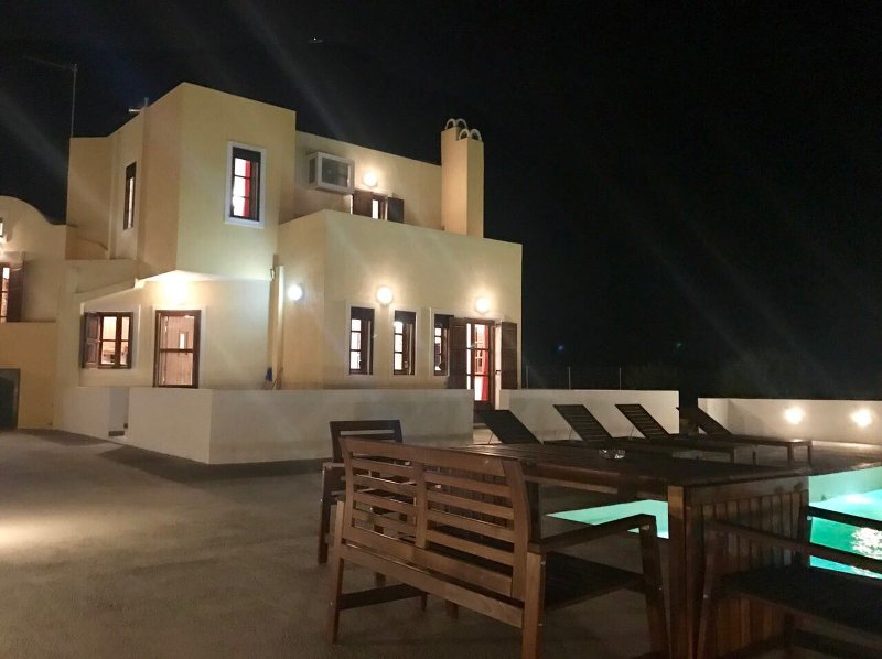 Noite Villa-View
