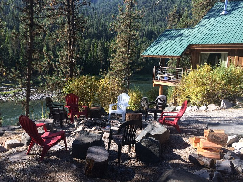 Clark Fork River Lodge, casa vacanza a Plains