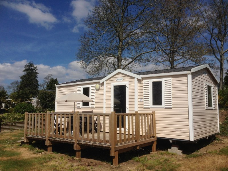 2 Bedroom Chalet Style Mobile Home Updated 2019 Holiday
