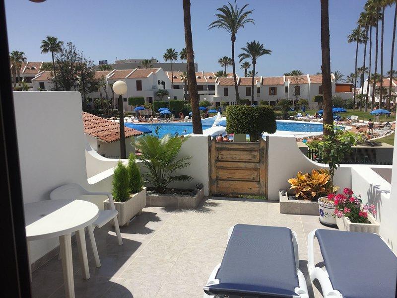 Holiday apartment, aluguéis de temporada em Playa de las Américas