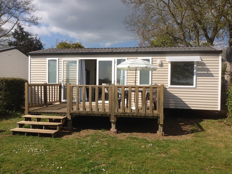 Chalet Style 3 bedroom Mobile Home - UPDATED 2019 - Holiday