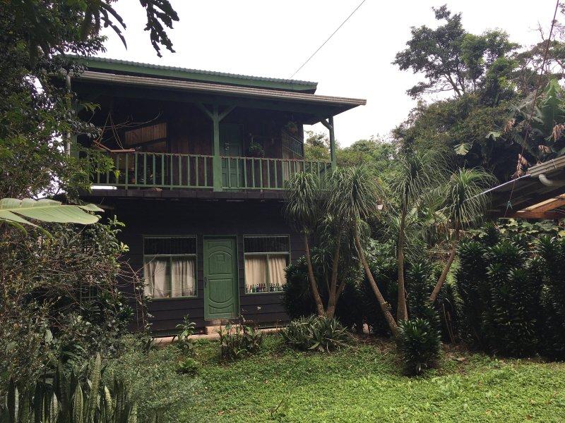 Apartamento en El Bosque, holiday rental in Monteverde Cloud Forest Reserve