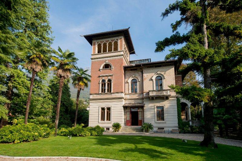 Villa Como, holiday rental in Caglio