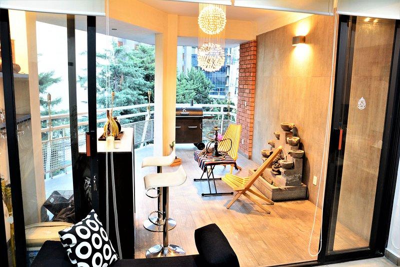 Apartment Rent, Mexico City, Polanco, holiday rental in Estado de Mexico