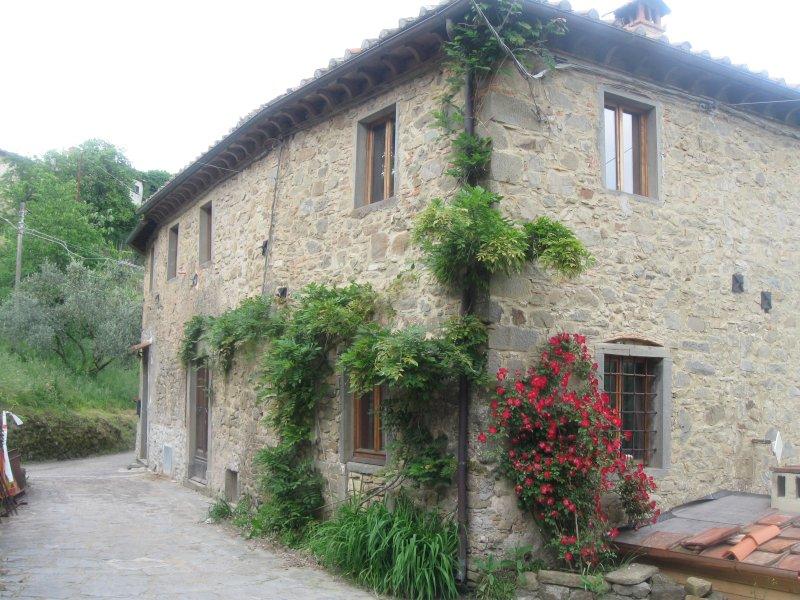 La Balconata - Holiday rental in Tuscany, vacation rental in Bagni di Lucca