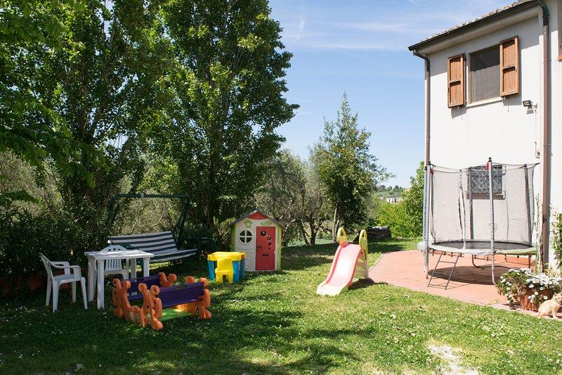 Residenza degli Ulivi 43, vakantiewoning in Ancona