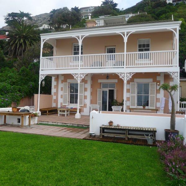 Eastcliff Villa