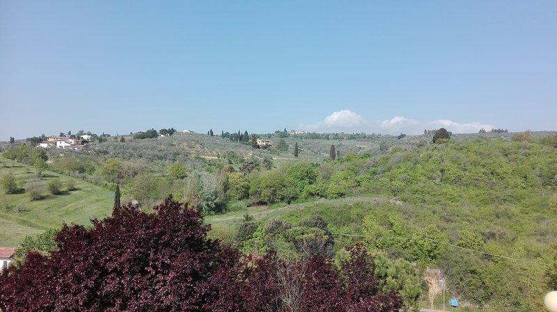 Villetta 'Gli Oleandri di Belfiore ' - In collina a un passo da Firenze, vacation rental in Signa