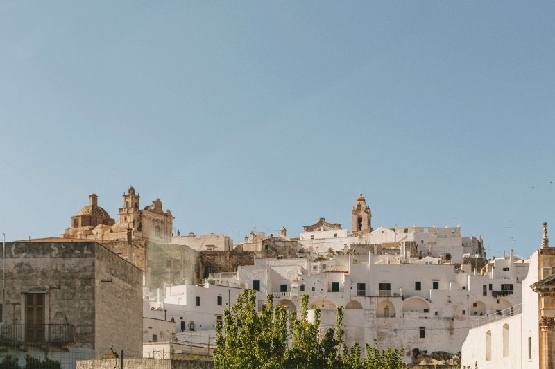 Ostuni, the white city