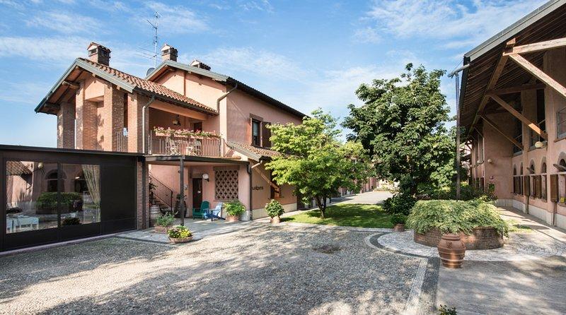 San Giacomo Horses, Ferienwohnung in Arluno