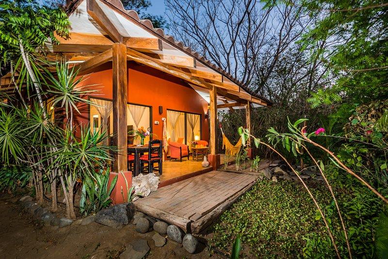 Casa Rustica 2, aluguéis de temporada em Playa Grande