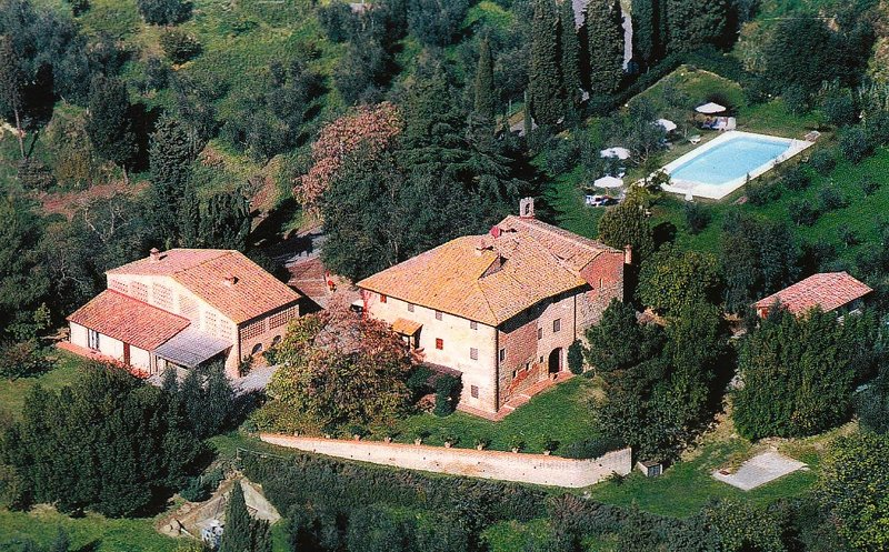 Authentic Panoramic Huge Cerro - Apartment in the Heart of Tuscany, alquiler vacacional en Palaia
