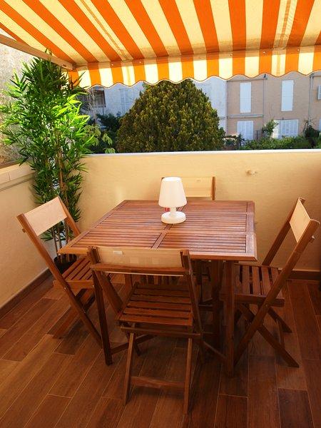 Appartement Lavandine, location de vacances à Saint-Cyr-sur-Mer
