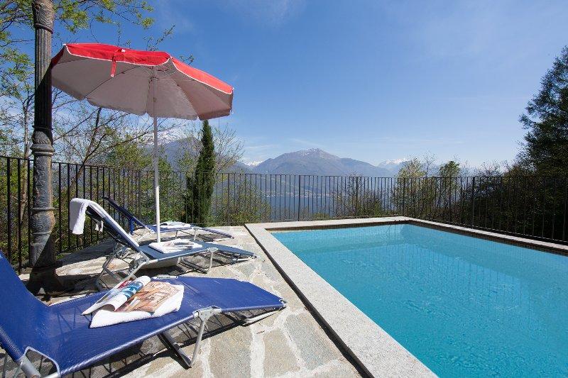Villa Aquila, vacation rental in Pianello del Lario