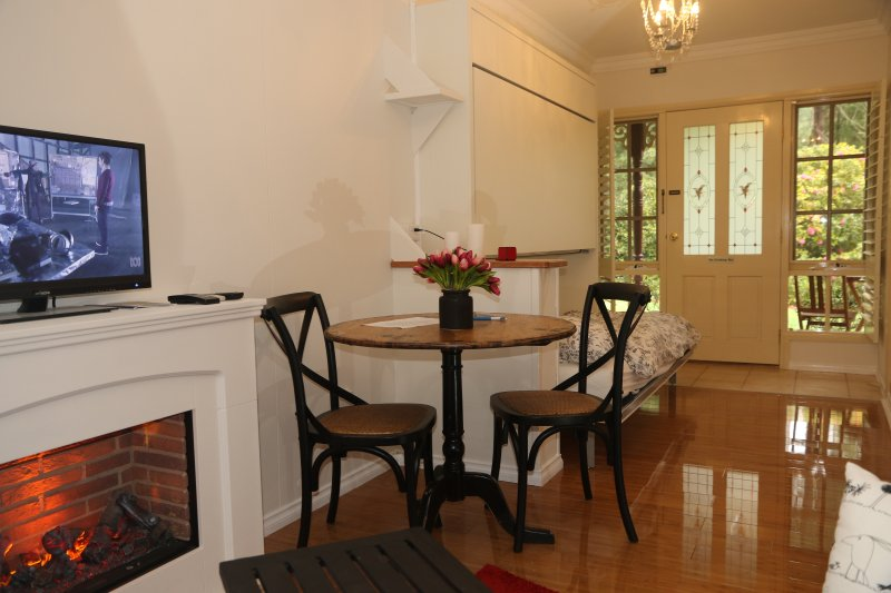 Brookdale is a spacious private family apartment at Fernglade Homestead