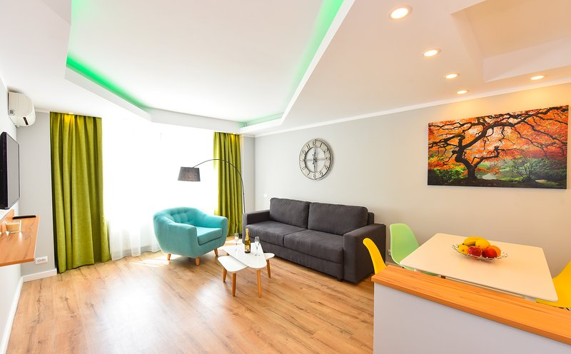 Grand Accommodation - Twin 1 Apartment, vacation rental in Bucharest