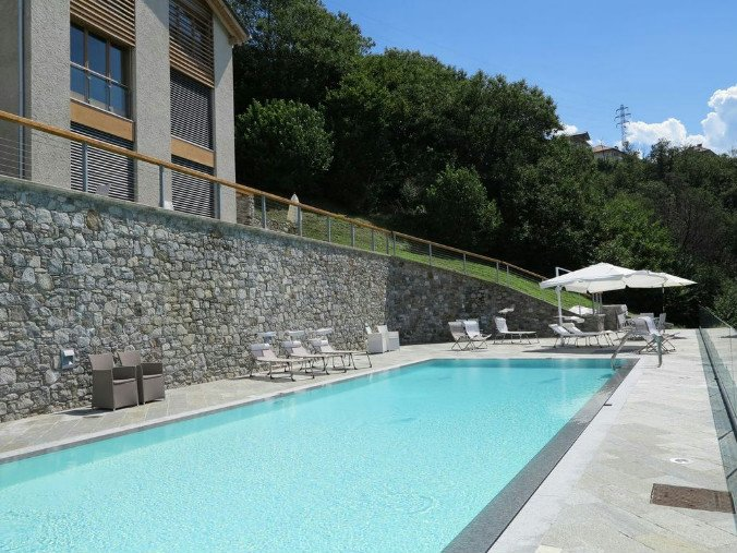 Pradello Apartment Sleeps 4 with Pool Air Con and WiFi - 5841368, vacation rental in Pradello