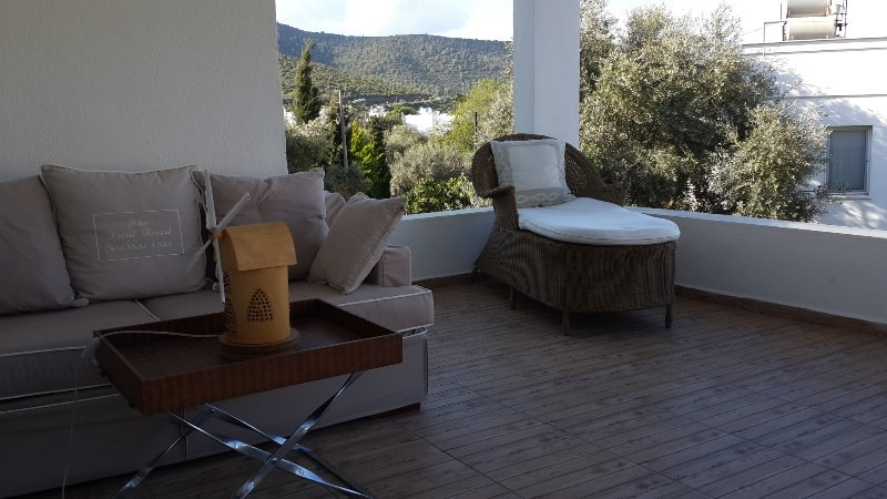 Bodrum Torba Villa With shared Pool